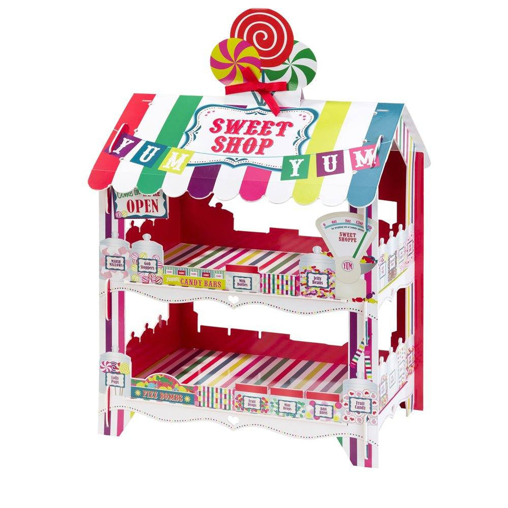 Stand Sweet Shop multicolor - La Fiesta de Olivia - 1
