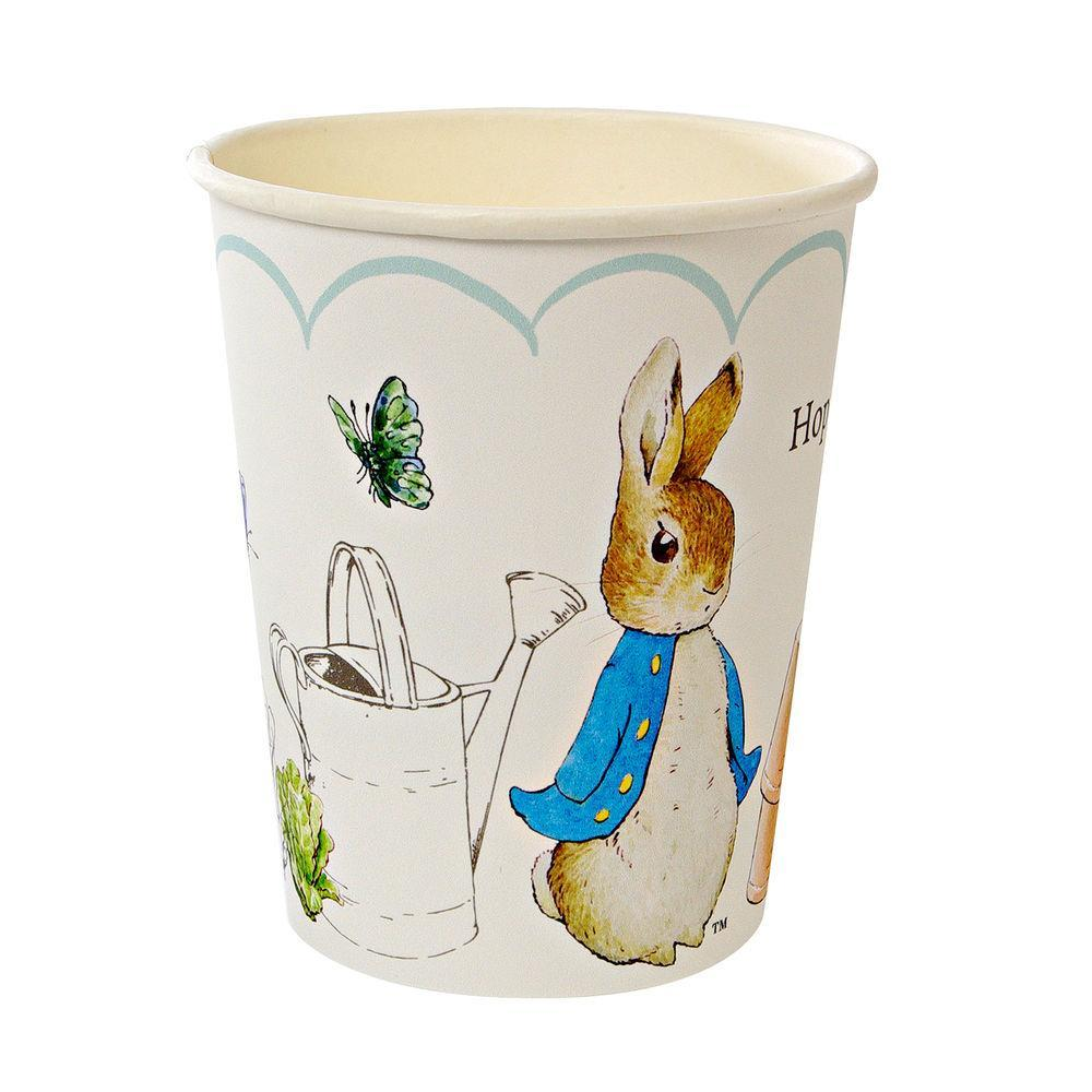 Vasos Peter Rabbit/ 12 uds.