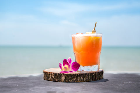 Le Cocktail D'Honolulu