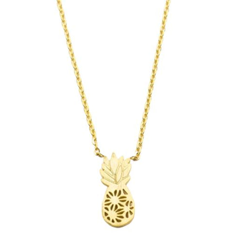 Collier Ananas <br>Trendy | Ananas-Passion