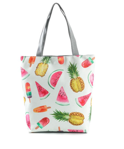 Sac À Main Ananas<br> Yummy | Ananas-Passion