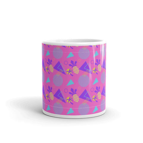 Mug Ananas Pop Rose
