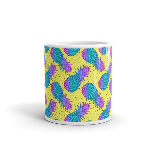 Mug Ananas Top Color