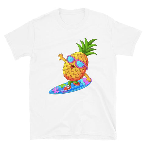 T-Shirt Ananas Swag Surfin