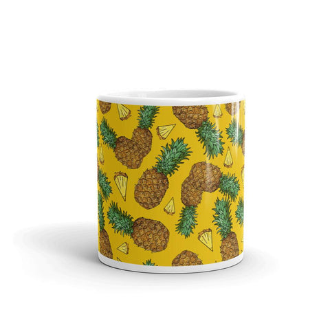Mug Ananas Fruit Exotique