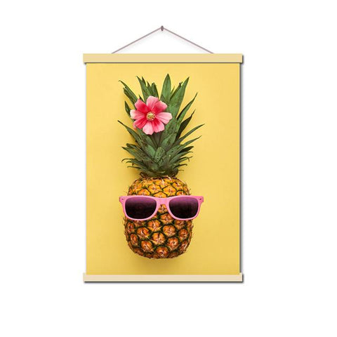 Toile Ananas <br>  Cool | Ananas-Passion