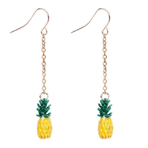 Boucle D'Oreilles Ananas <br> Lovely | Ananas-Passion