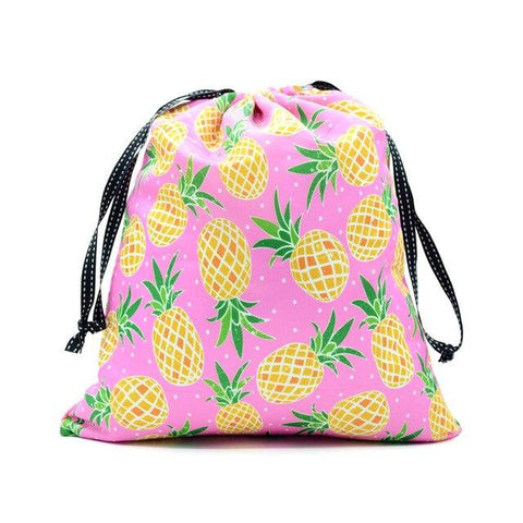 Sac Seau Ananas<br> Rose | Ananas-Passion