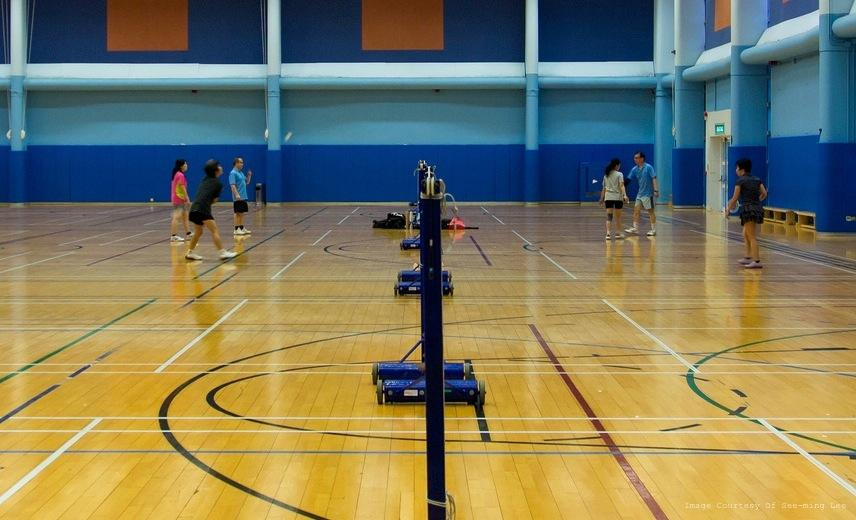 Wood Floors For Indoor Sports