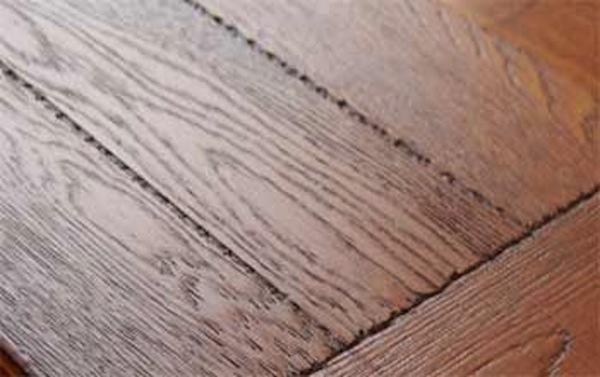 Actions and Consequences on wood flooring