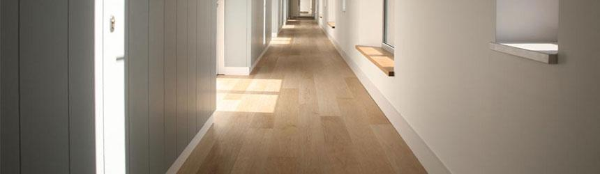 How to best utilise your space with wood flooring