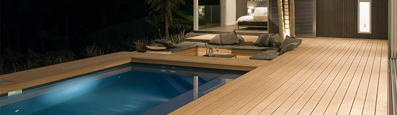 Launching Solid Wood Floorings New FSC certified Composite Decking