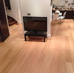 BRUSHED UV OILED ENGINEERED OAK WOOD FLOORING