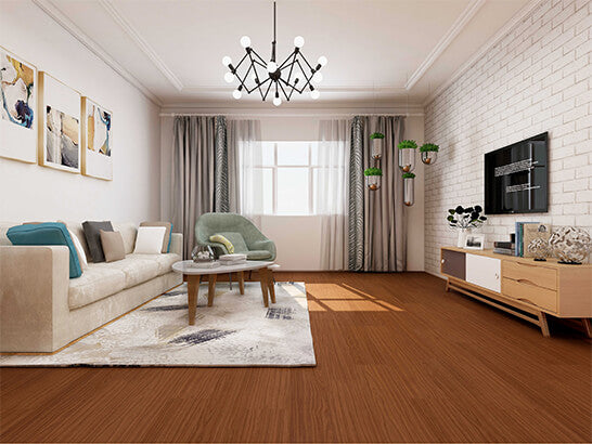 Impervia Red Oak luxury Vinyl Flooring