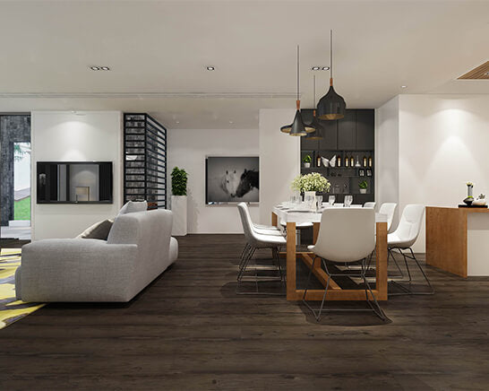 Impervia Commercial Gotham Oak Luxury Vinyl Flooring