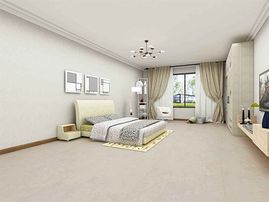 Impervia Commercial Limestone Luxury Vinyl Flooring Tiles