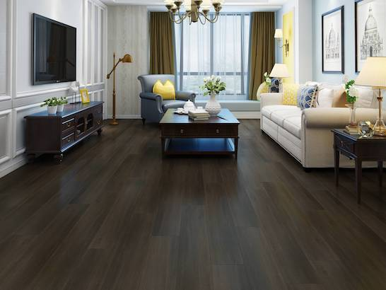 Impervia Deep Fumed Oak Luxury SPC Rigid Vinyl Flooring