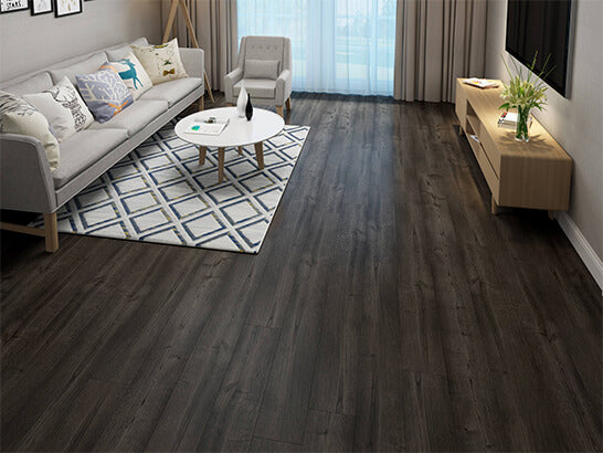 Impervia Deep Fumed Oak Luxury Vinyl Flooring