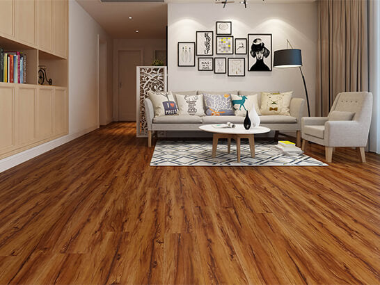 Impervia Jungle Vibe Oak luxury Vinyl Flooring