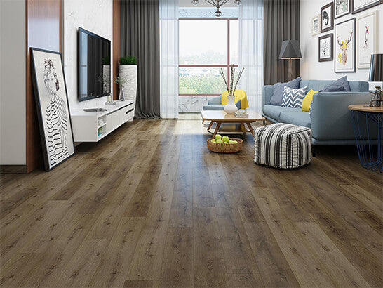 Impervia Mid Knotty Oak luxury Vinyl Flooring