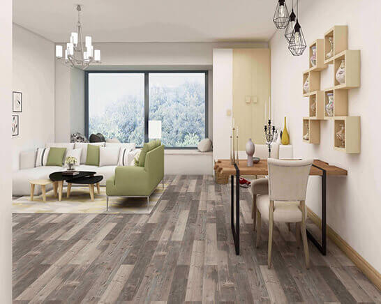 Impervia Reclaimed Oak Luxury Vinyl Flooring