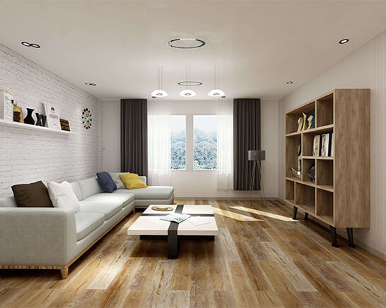 Impervia Sea Washed Oak Luxury Vinyl Flooring