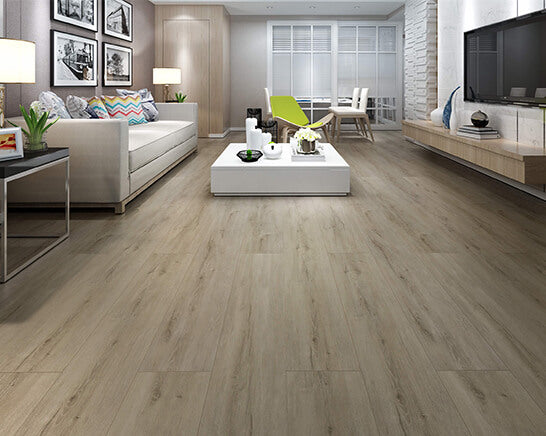 Impervia Winter Latte Oak Luxury Vinyl Flooring