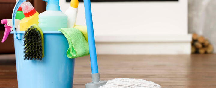 <p>Why using correct cleaning products on your wood floor is important</p>