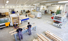 The Solid Wood Flooring European Manufacturing Process