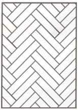 parquet floor pattern diagram
