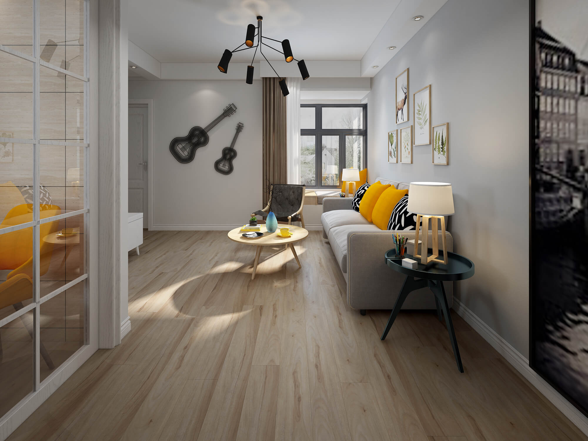 Impervia Canadian Maple Luxury Vinyl Flooring