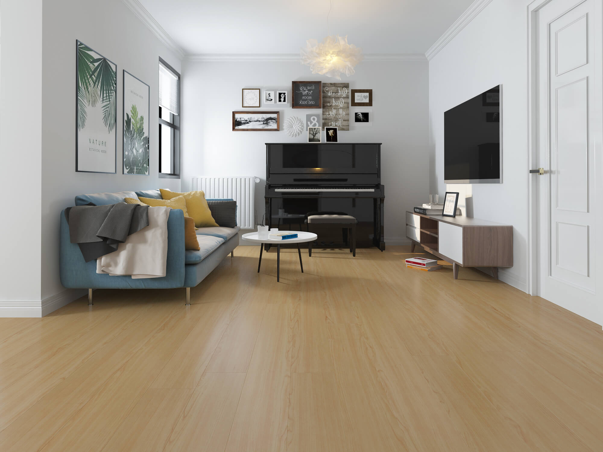 Impervia Clean Prime Oak Luxury Vinyl Flooring
