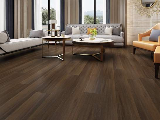 Impervia Fumed Oak Luxury SPC Rigid Vinyl Flooring