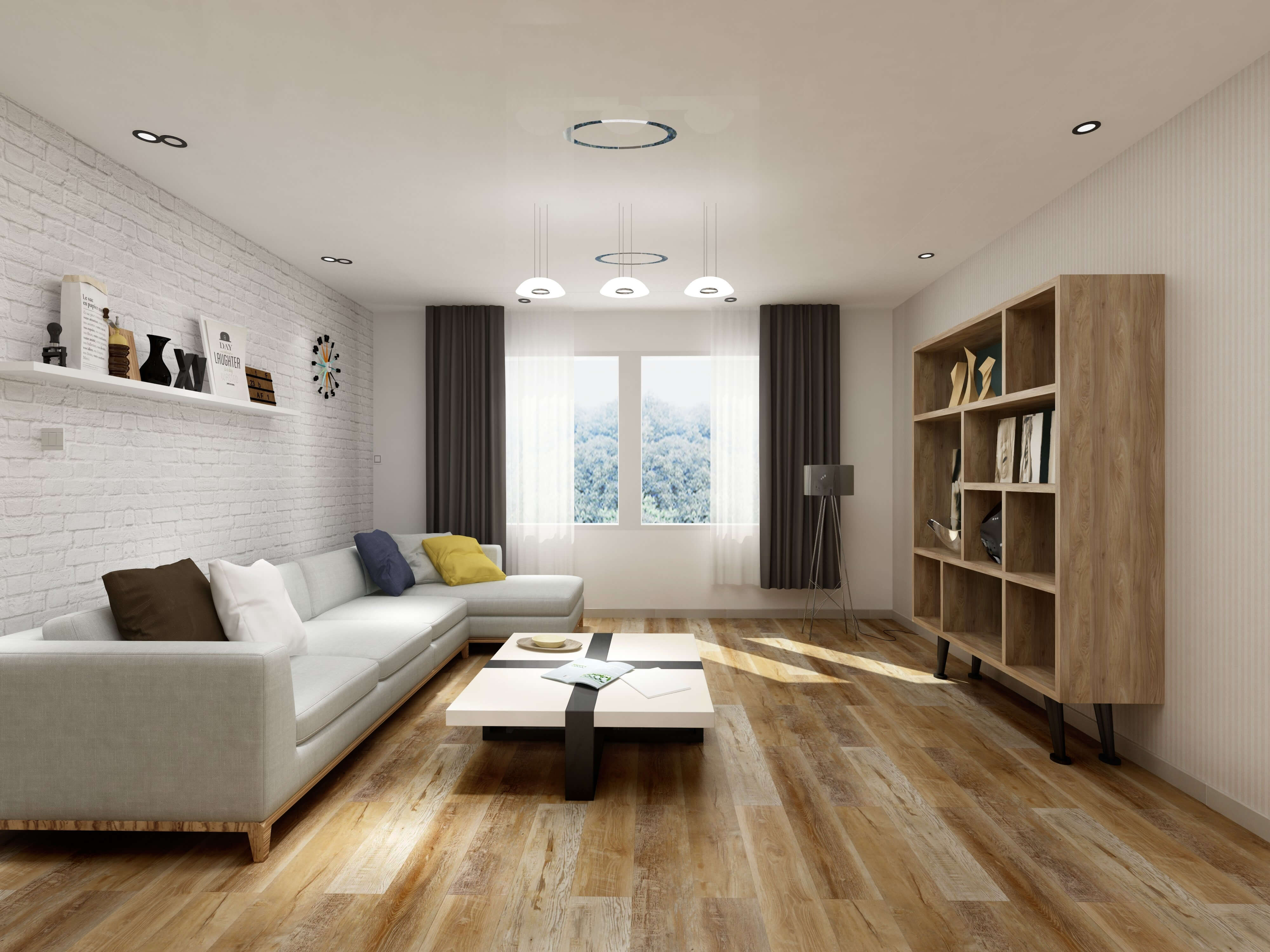 Impervia Nostalgic memories Oak luxury Vinyl Flooring