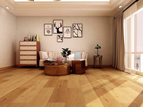 Impervia Natural Oak Luxury SPC Rigid Vinyl Flooring