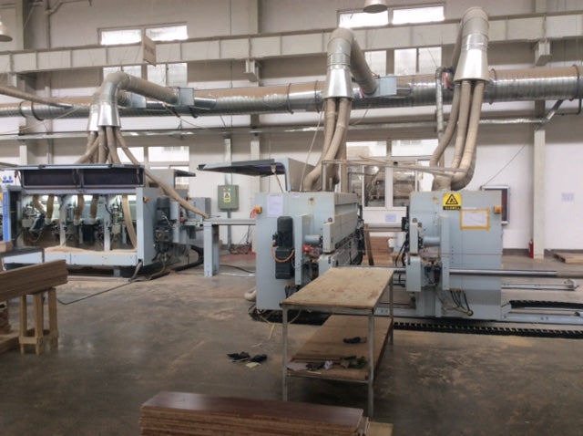 machines that create tongue and groove