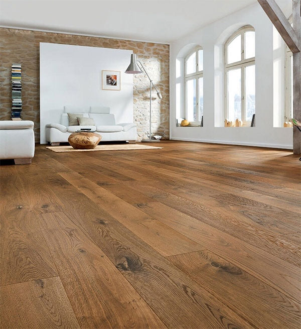 Natural Beauty Oak Flooring