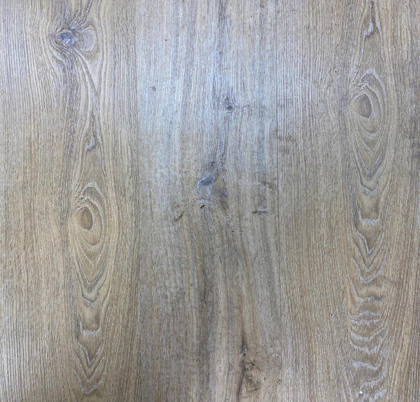 Natural Oak Impervia IMP-9005-1 Outdoor weather test 1 (new board on the left)