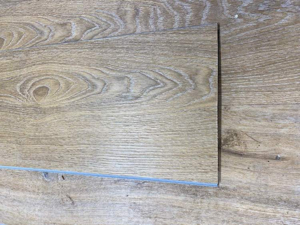 Natural Oak Impervia IMP-9005-1 Outdoor weather test 5 (new board on top)