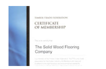 Timber Trade Federation Membership
