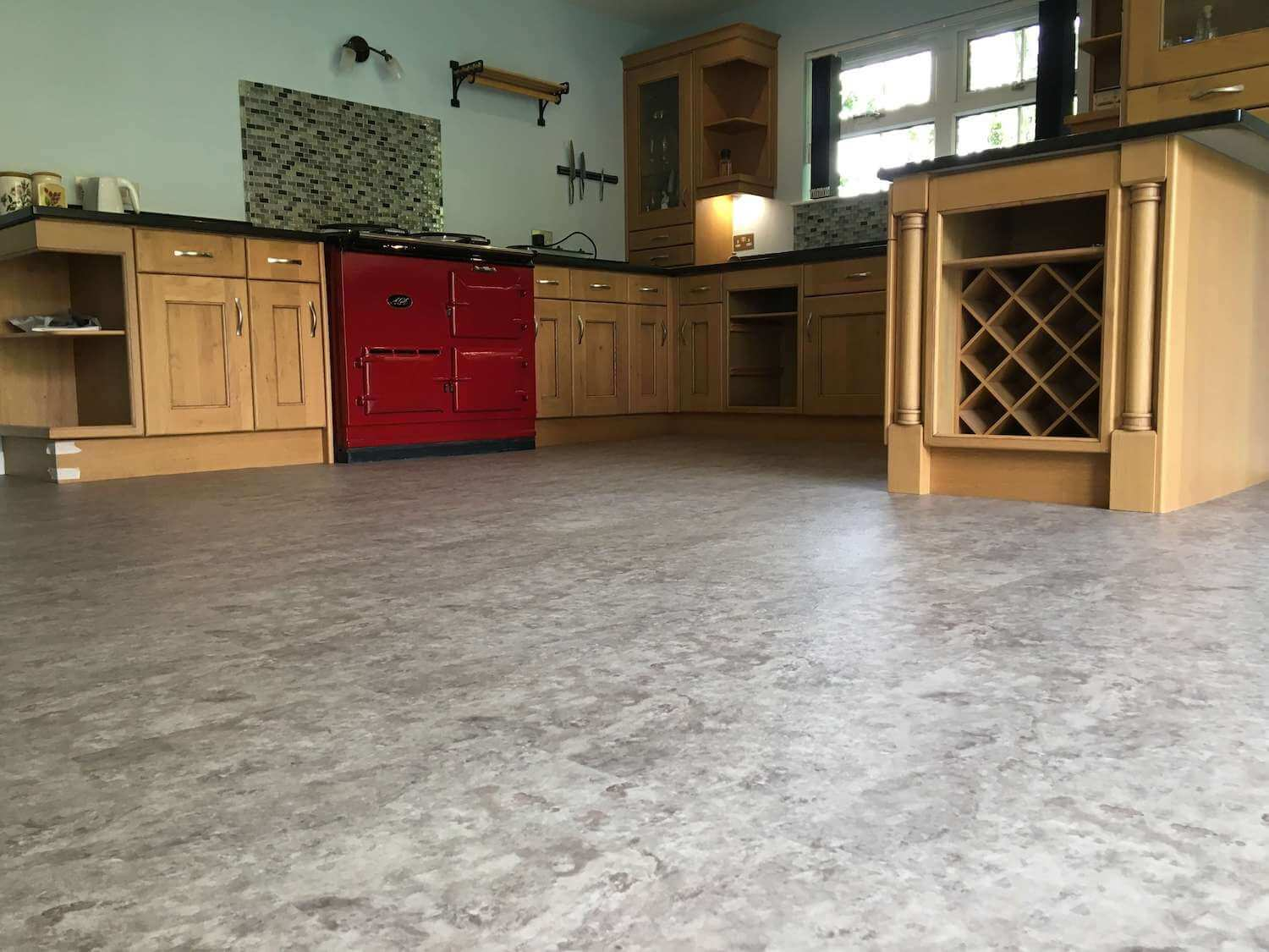 Testimonial for Solid Wood Flooring from Michael Bowra