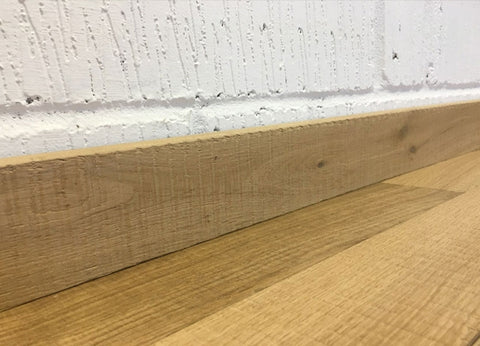 band sawn skirting