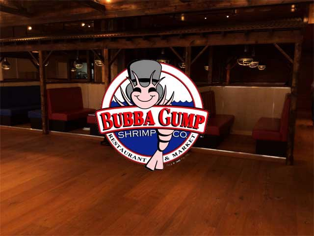 Bubba Gump Restaurant Piccadilly London
