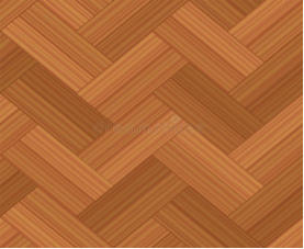 Double Herringbone patterned flooring