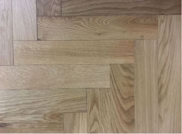 Herringbone Parquet Block Wood Flooring