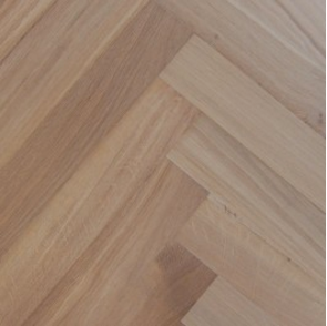 Unfinished Quarter Sawn Parquet Flooring 15mm thick