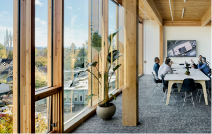 Mass Timber Office Building North Portland