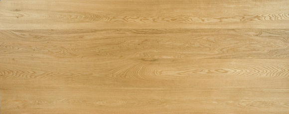 Select Grade Brushed Natural Oak Flooring UV Oiled Finish | E126