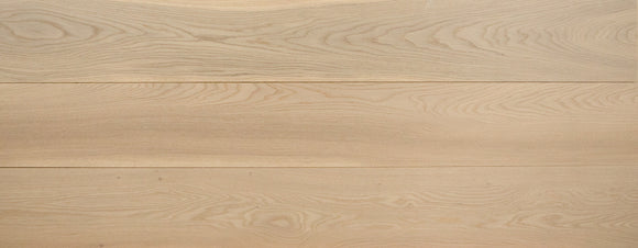 E158UV | Select Grade Brushed Oak Flooring White UV Oiled | E158UV