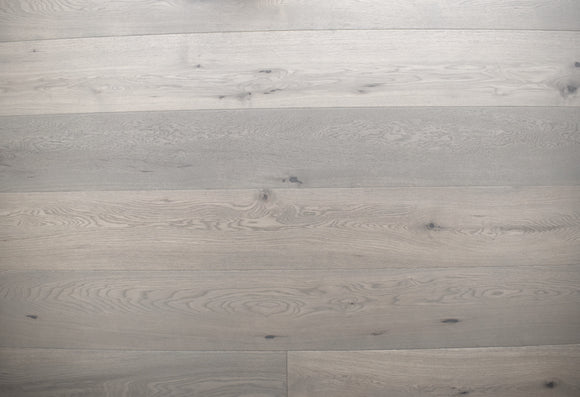 Light Brushed Harbour Grey UV Cured Oak Flooring | E173UV 3L